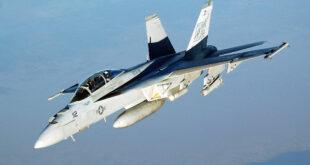 """مقاتلة """"F / A-18 سوبر هورنت"""""""