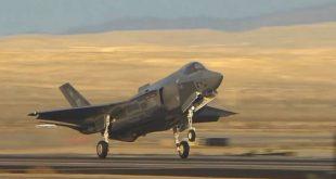 """مقاتلة إف-35"""" أمريكية"""
