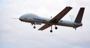 """طائرة بدون طيار إسرائيلية من طراز """"هيرميس 900"""""""