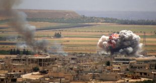 طائرات مسيرة تستهدف مواقع إيرانية في سوريا